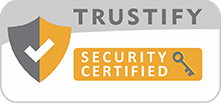 Trustify-Me Security Certification Seal
